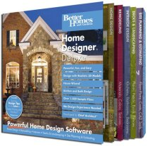 Better Homes and Gardens Home Designer Deluxe: 1304