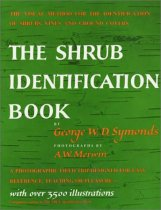 The Shrub Identification Book: The Visual Method for the Practical Identification of Shrubs
