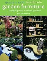 Quick & Easy Handmade Garden Furniture