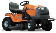 Husqvarna XP Riding Mowers YTH1542XP; foto: Husqvarna Riding Lawn Mower with 15 HP Kawasaki V-Twin OHV Engine, 42in. Deck: 2078