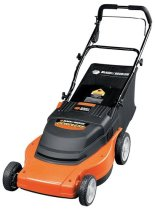 Black & Decker 19-Inch 5 HP Cordless Rear Bag Mower CMM1000; foto: Cordless Rear Bag Mower CMM1000: 842