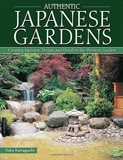 Authentic Japanese Gardens: 8747