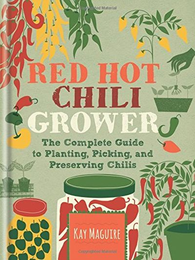 Red Hot Chilli Grower: 8764