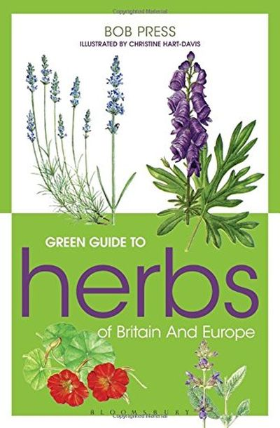 Green Guide to Herbs of Britain and Europe: 8891